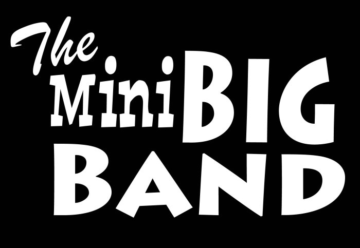 The Mini Big Band : photo : Logo