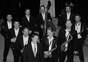 The Mini Big Band : photo : The Band