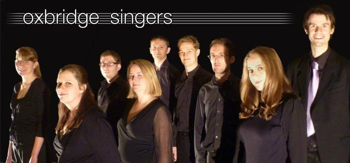 The Oxbridge Singers : main Freak Music profile photo