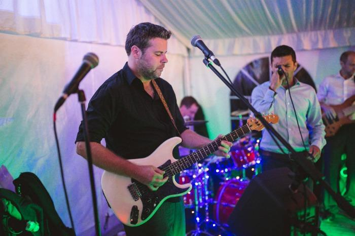 8. Marquee gig