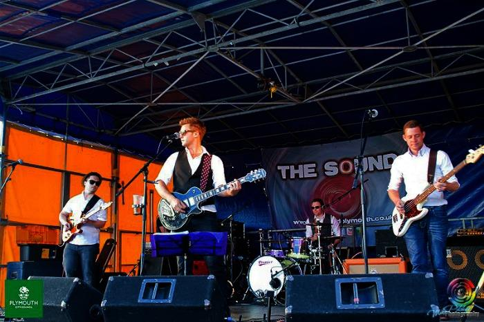 3. The Sound - Plymouth Live Night