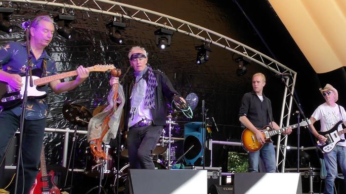 1. Live at Langland festival