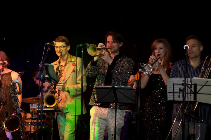 9. Voodoo Rooms 2016 horn section