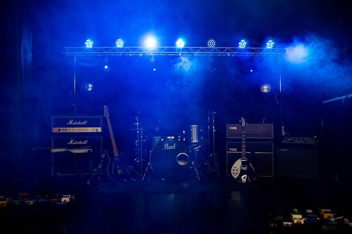 2. Stage Setup