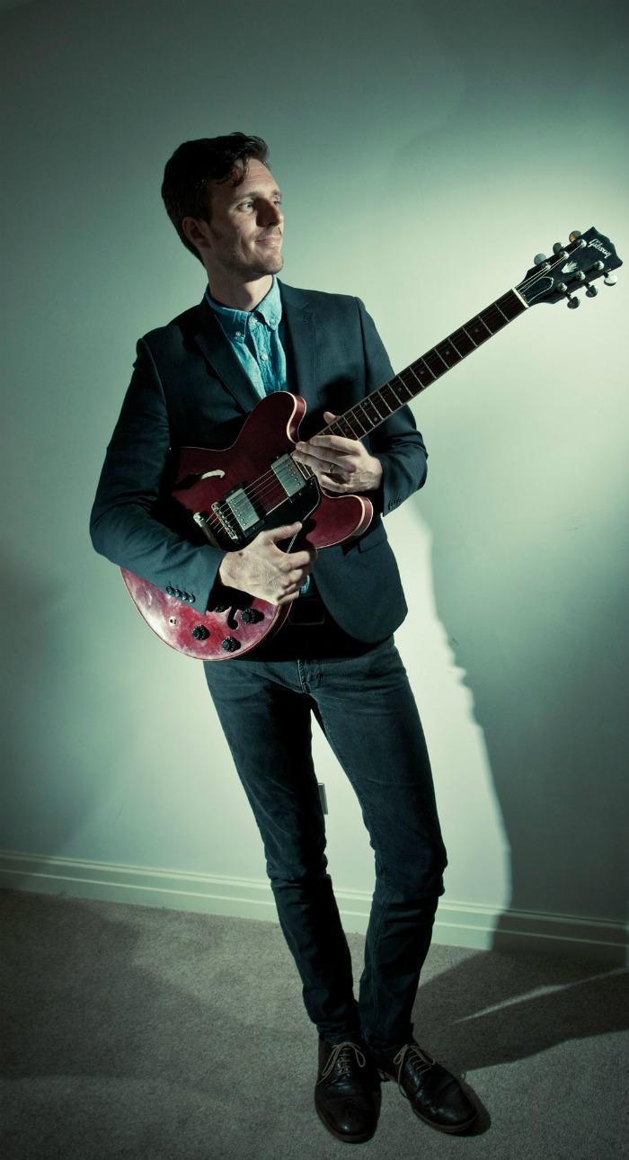 3. Joel - Guitar
