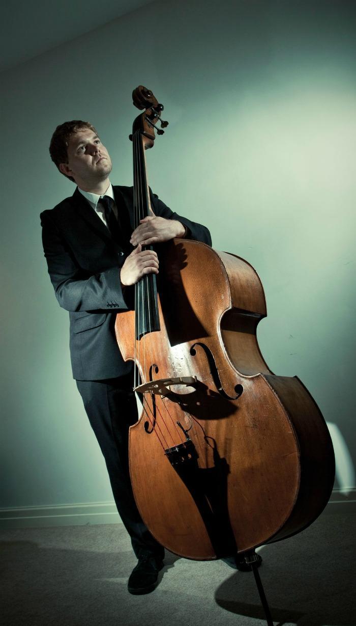 5. Nick - Upright bass