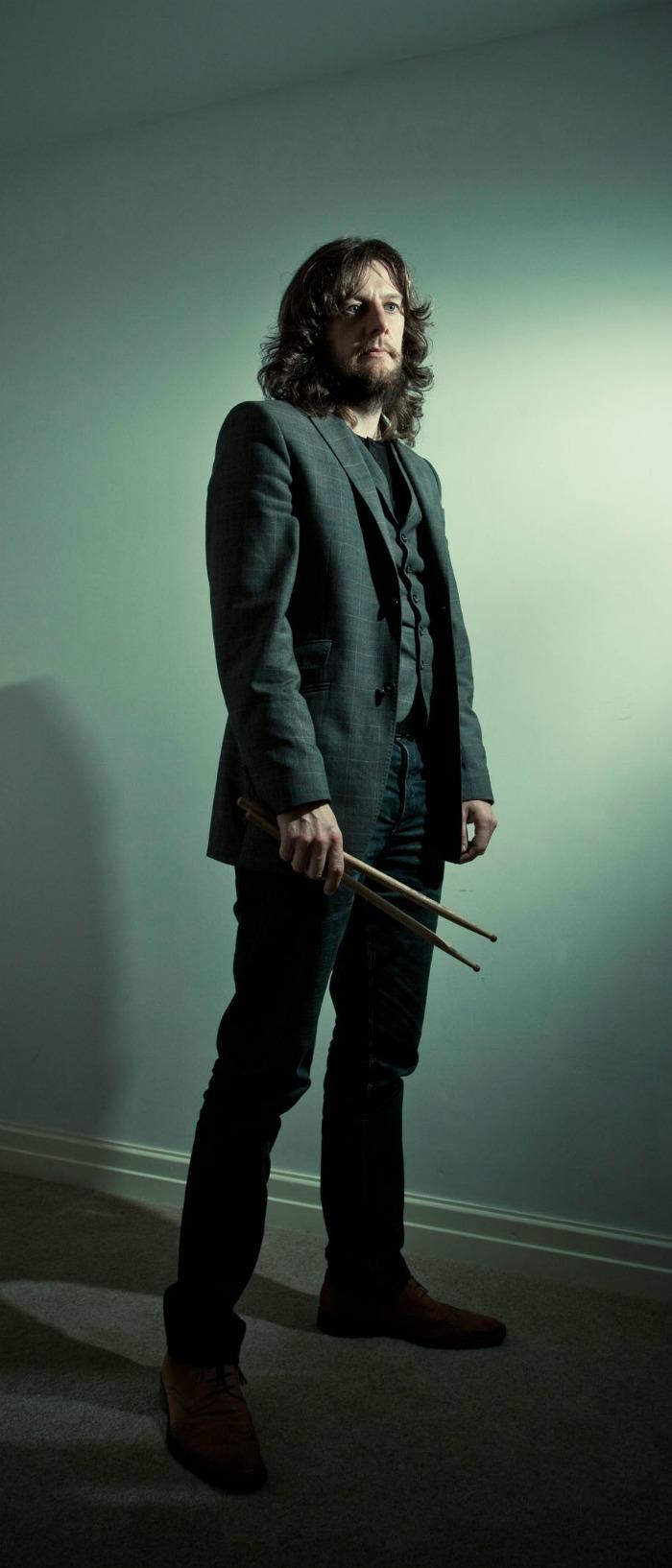 6. Chris - Drums