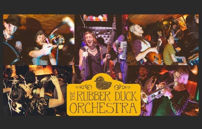The Rubber Duck Orchestra : main Freak Music profile photo