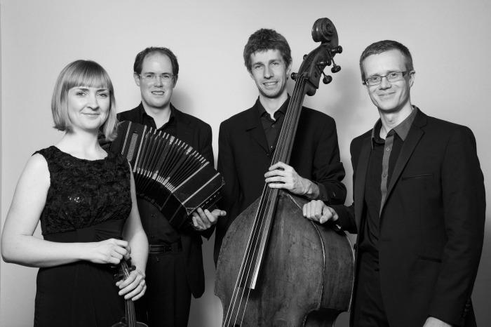 The Scottish Tango Ensemble : main Freak Music profile photo