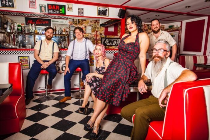 The Shakeups : main Freak Music profile photo