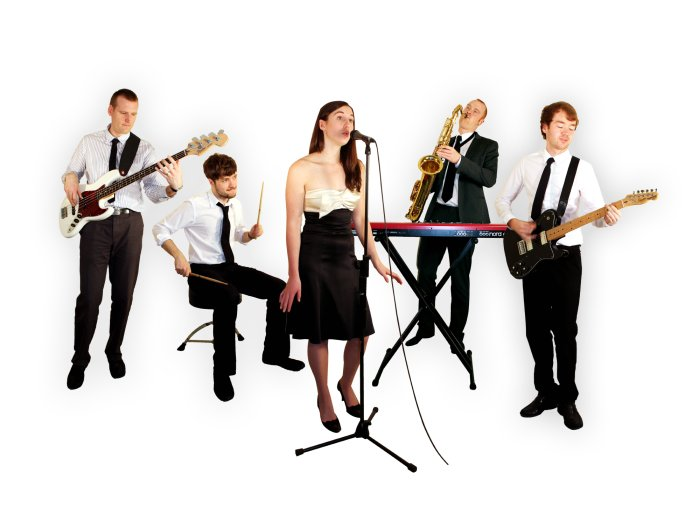 The Shimmies : photo : The Shimmies - Wedding Band