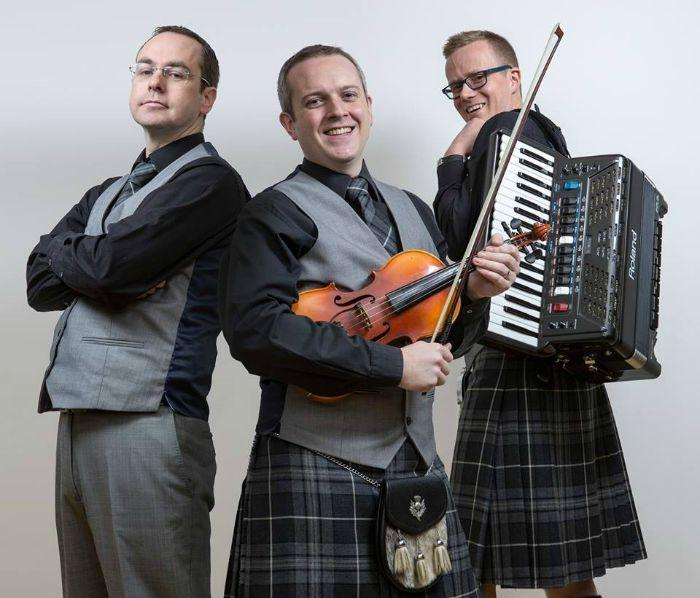 The Shimmy Grand Ceilidh Band : main Freak Music profile photo