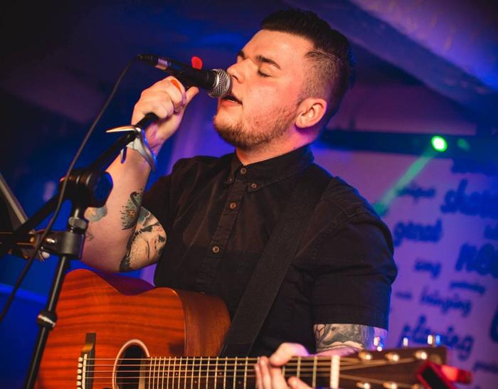 2. Will Garner - Vocals + Guitar