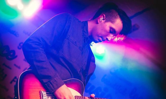 4. Mike Bennett - Guitars + Backing Vocals
