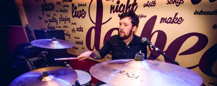 6. Chris Hobley - Drums + Backing Vocals