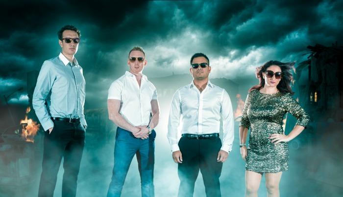 1. The Spotlight band