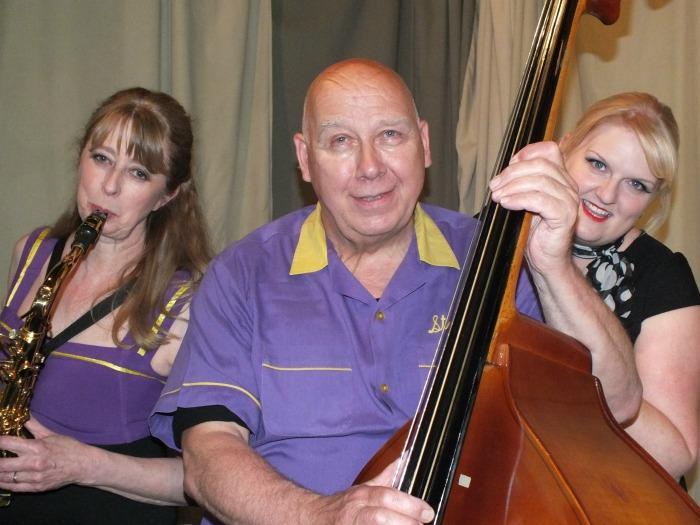 5. Sue, Jim & Linz