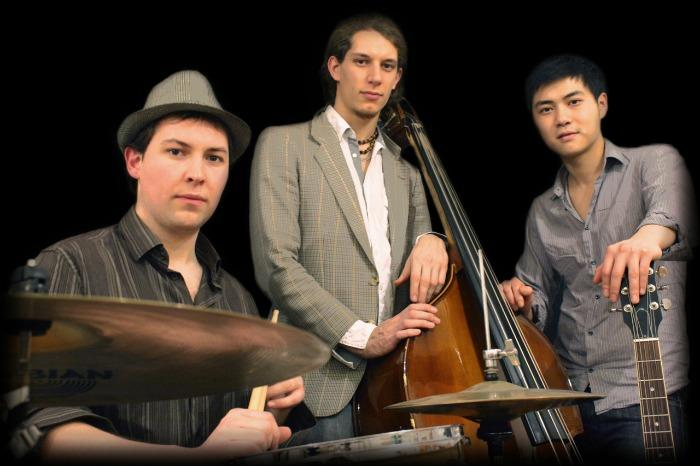 The Sterling Three Jazz Trio : photo : The Trio