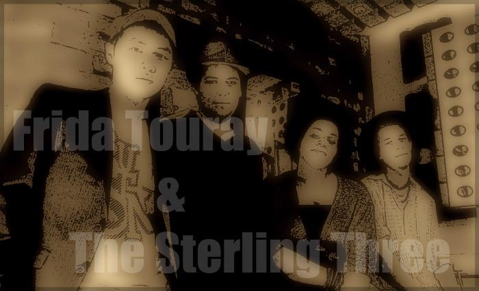The Sterling Three Jazz Trio : photo : Group Poster