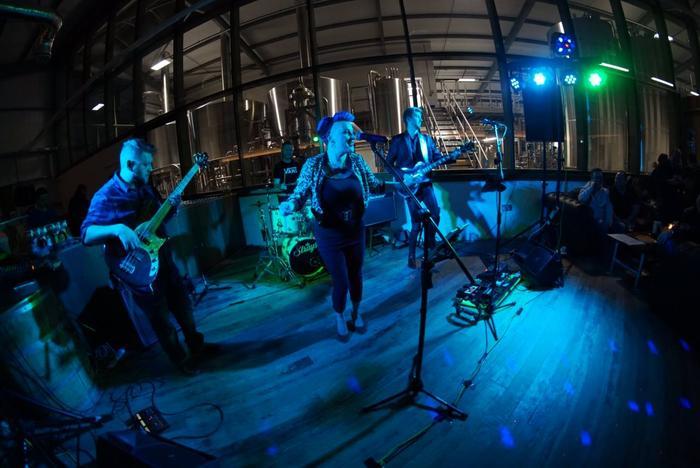 3. Live gig