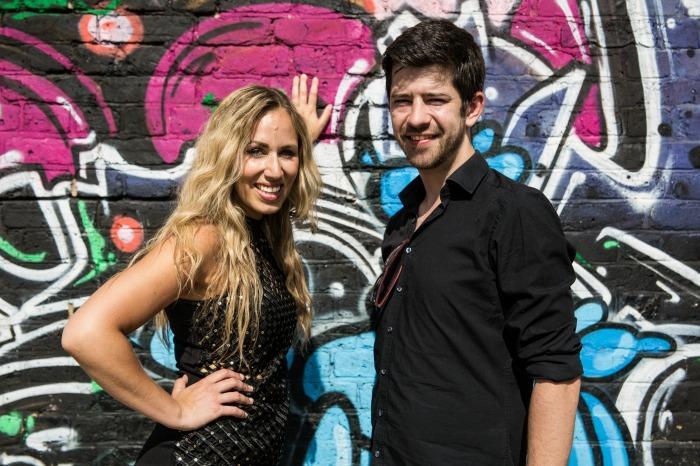 The Swan Lock Duo : main Freak Music profile photo