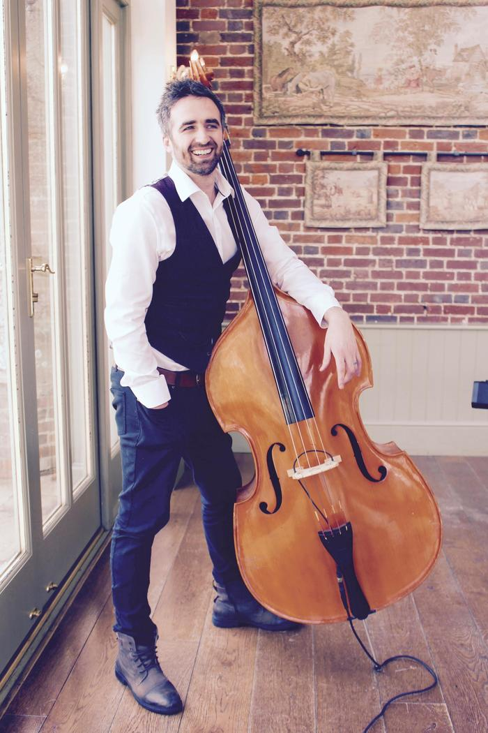 2. Double Bassist