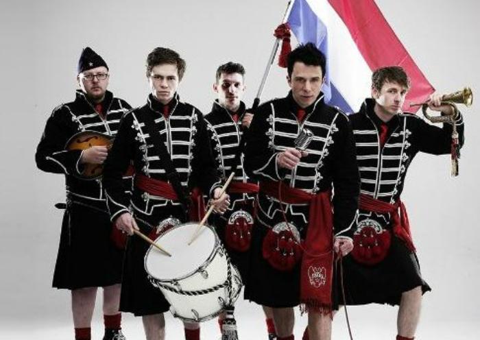 2. the tzars kilts