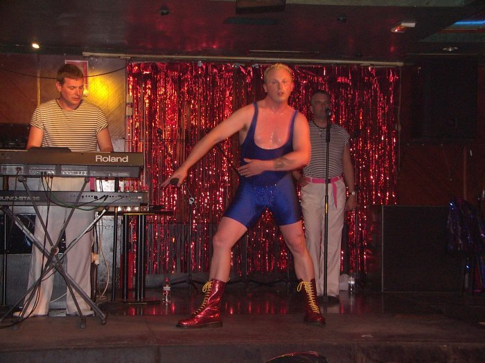 The Ultimate Tribute to Erasure : photo : Ultimate Erasure in Benidorm