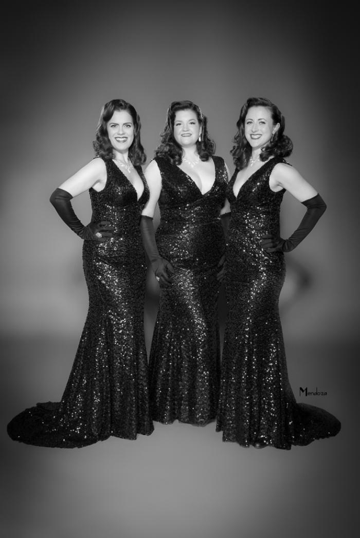 4. The Victory Sisters - Retrophotostudio
