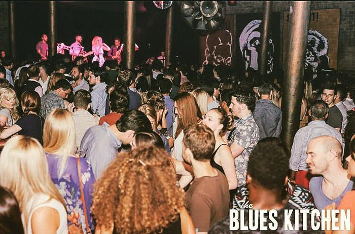 3. The Ways Live at The Blues Kitchen