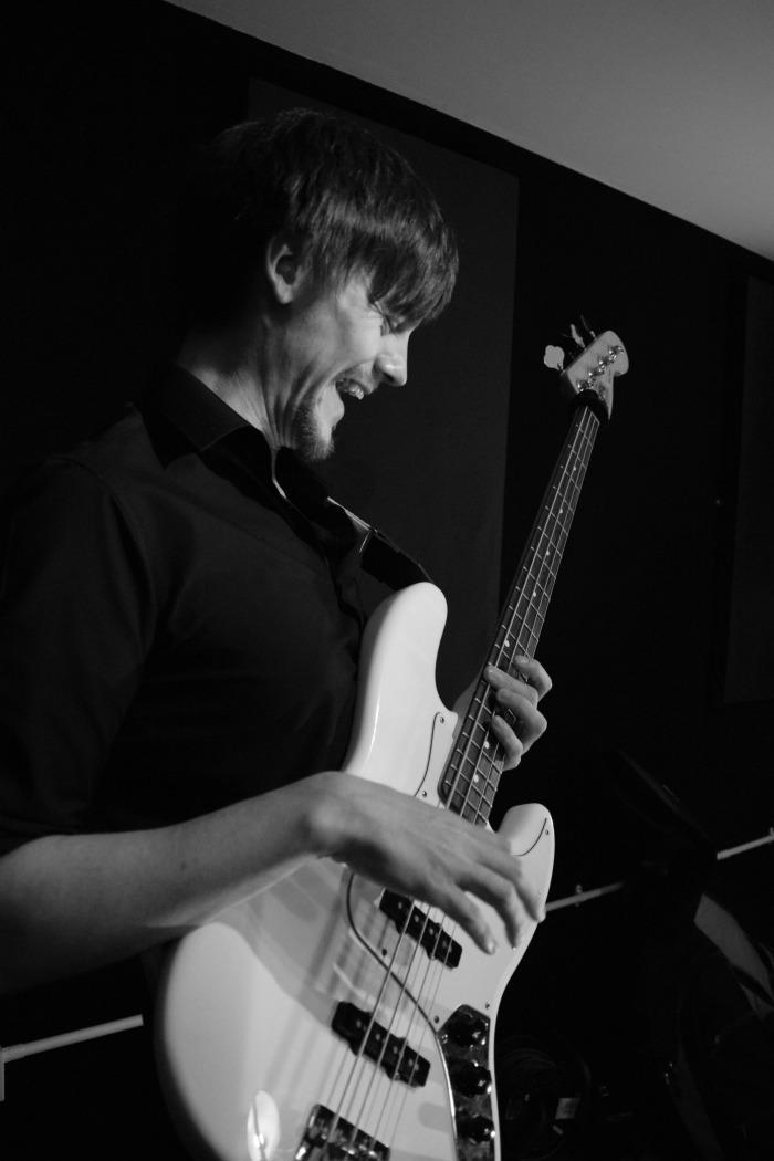 7. On bass