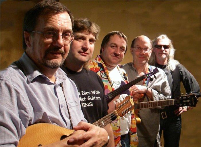 The Whole Caboodle Electric Ceilidh Band : main Freak Music profile photo