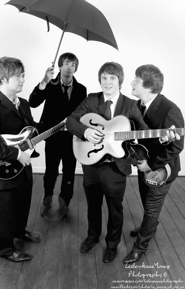 Thee Beatles : photo : Promo Shot