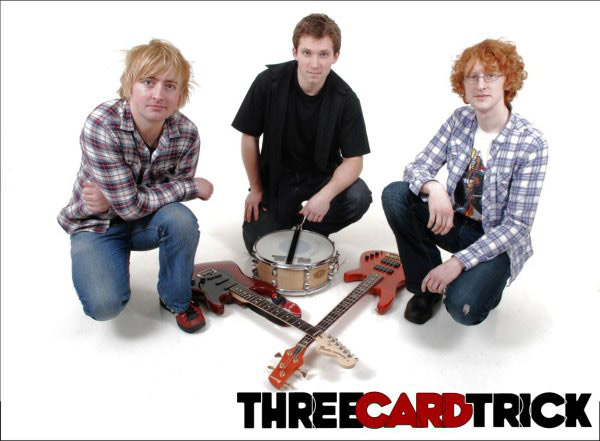 3 Card Trick : photo : None