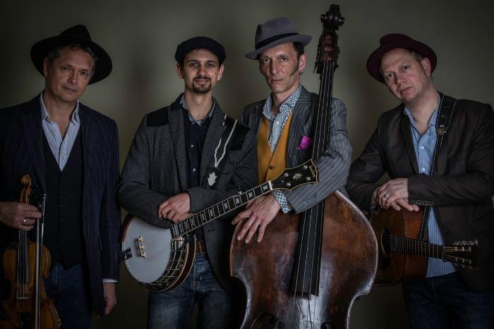 3. Thunderbridge Bluegrass Band