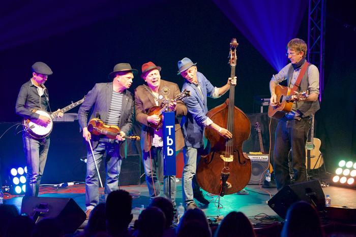 Thunderbridge Bluegrass Band : main Freak Music profile photo