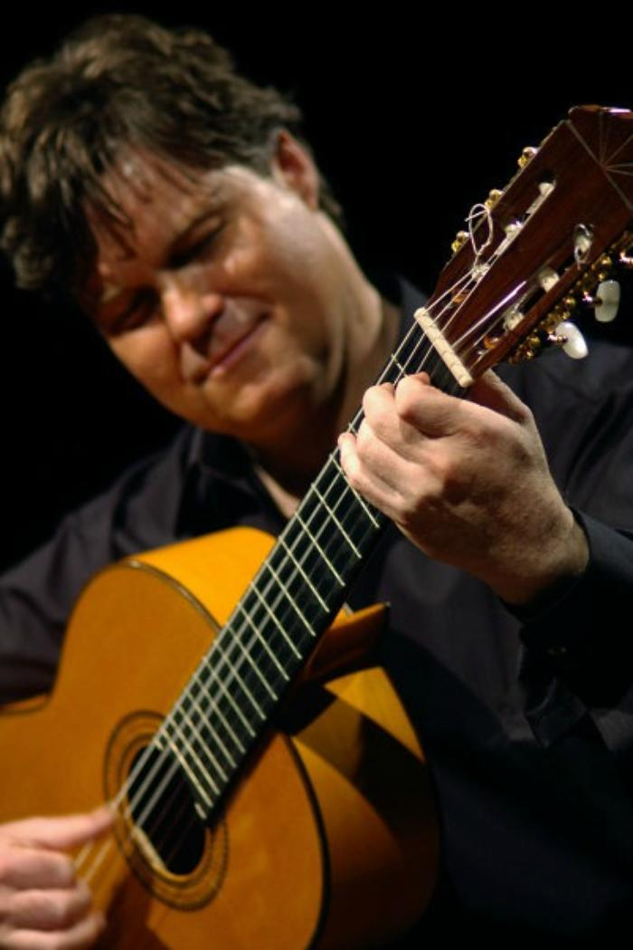 1. Flamenco Guitarist