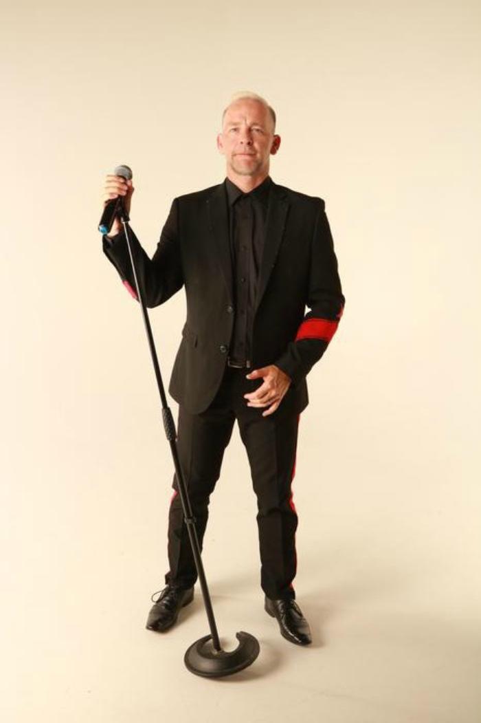 4. Tony Kay as Gary Barlow