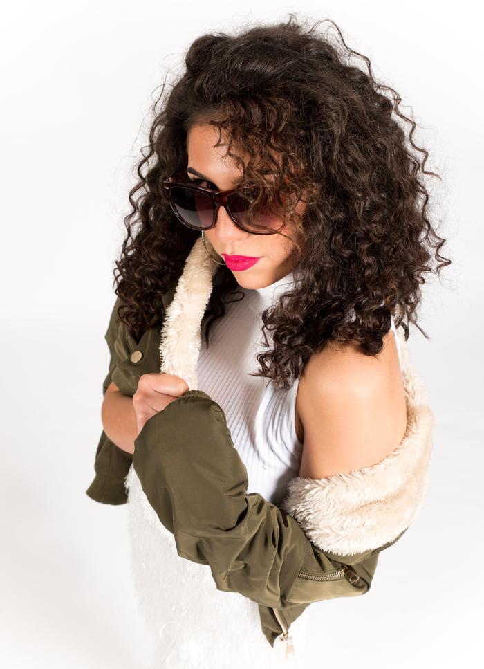 3. Rihanna Promo Shot