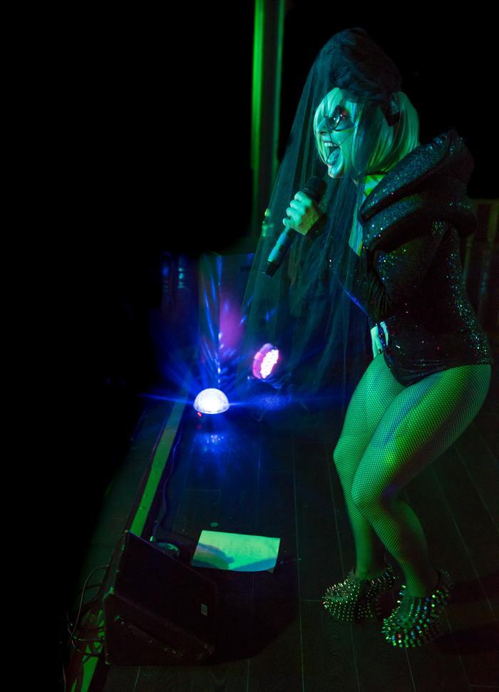 4. Gaga - Promo Shot - Live