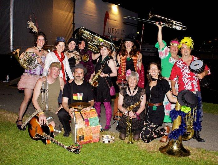 4. Henley Festival 2010