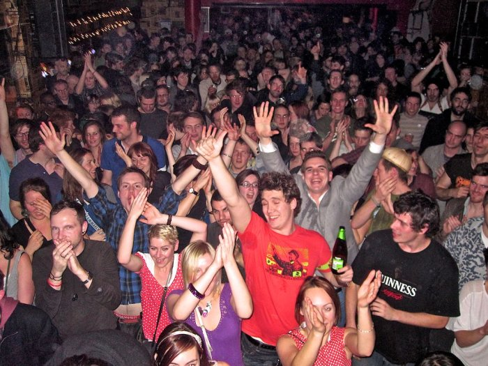 11. Brixton Hootenanny Crowd