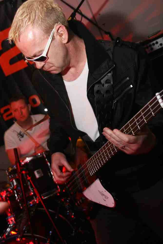 8. Steve as Adam Clayton