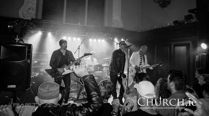 3. U2Baby live at U240 in Dublin