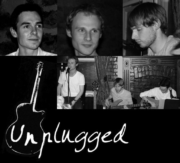 1. Unplugged