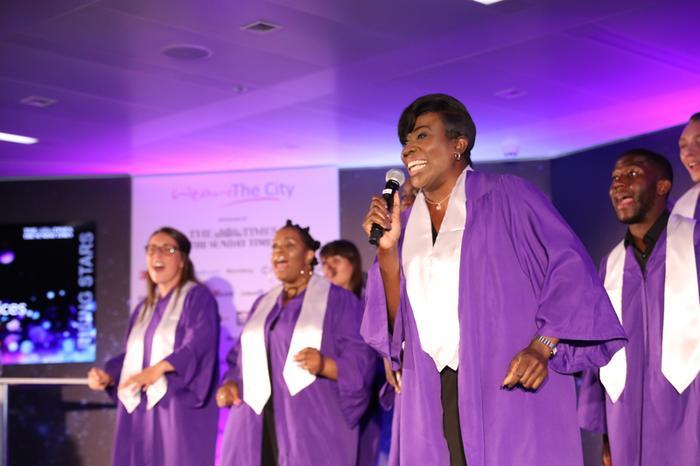 Uplifted Voices Gospel Choir : main Freak Music profile photo