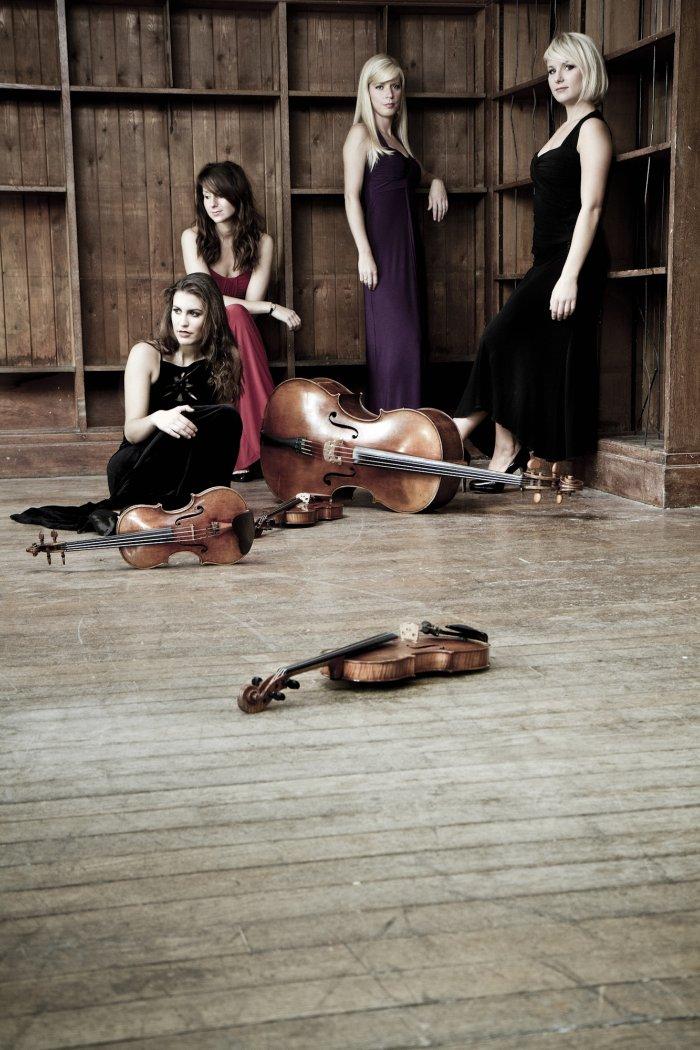 1. Vanity Strings  Quartet
