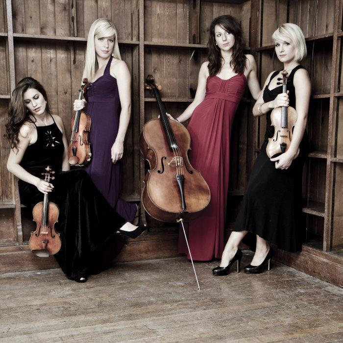 2. Vanity Strings Quartet