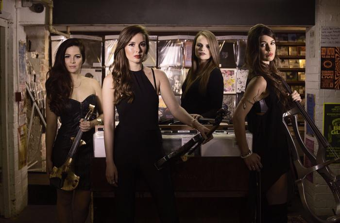 2. Vesper Electric String Quartet