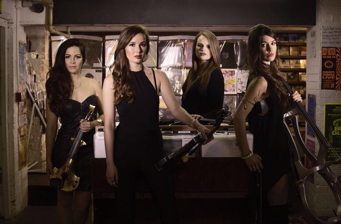 2. Vesper Electric String Quartet